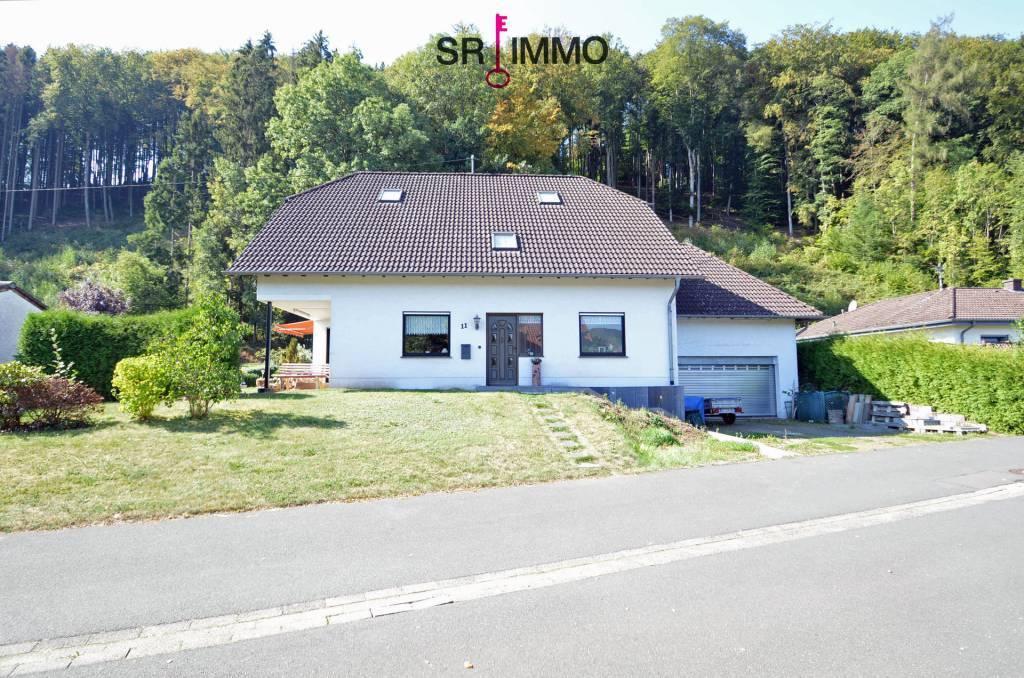 Ausbau-Landhaus in ruhiger, naturnaher Lage, nur 10 Minuten bis Vianden und Bollendorf