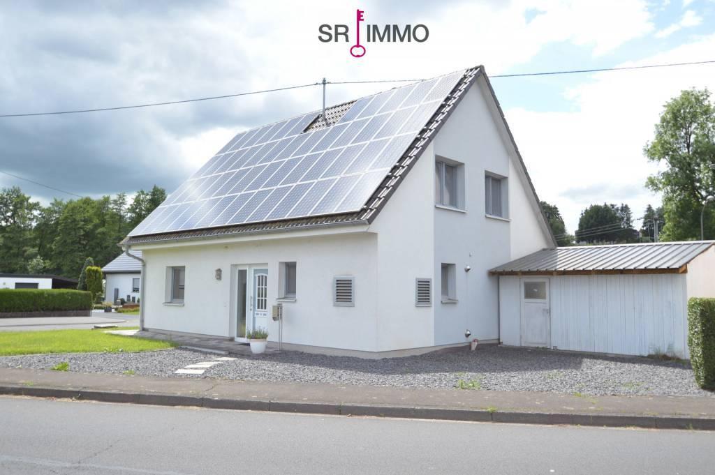 Dieses schöne Haus bezahlt seine Heizkosten selbst!