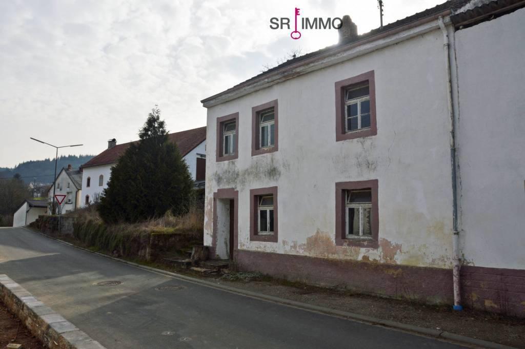 Sanierungsobjekt für wenig Geld, 15 km von Echternach