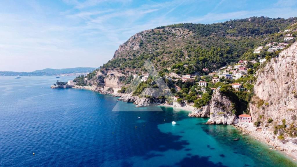CAP D'AIL - Villa eccezionale sul mare