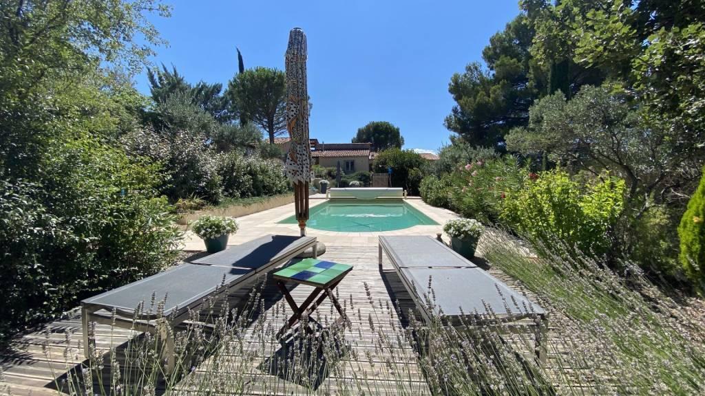 Villa avec piscine Aups Var Provence