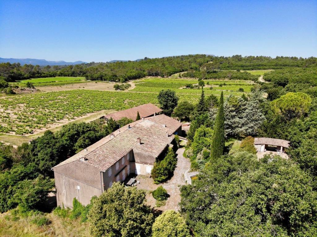 Wine estate Saint Maximin Var Provence