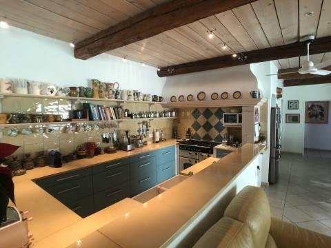 Kitchen Tile Kitchen bar Wooden floor