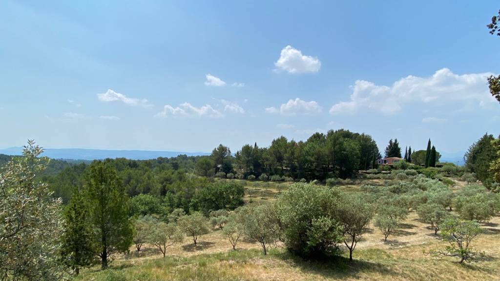 Propriété avec grande piscine Cotignac Var Provence