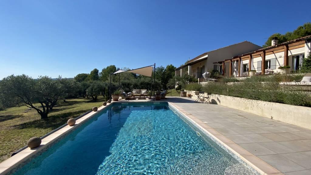 Propriété avec piscine Villecroze Var Provence