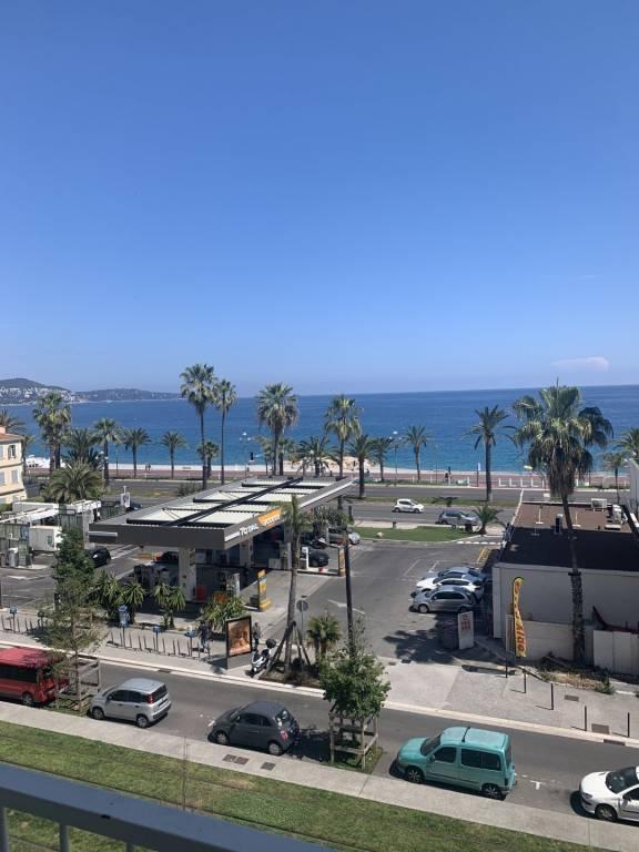 Nice Californie/Promenade des Anglais 3 pièce vue mer