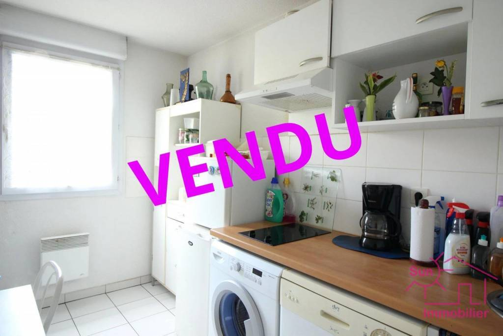 A VENDRE APPARTEMENT DE TYPE 2 EN REZ-DE-CHAUSSEE