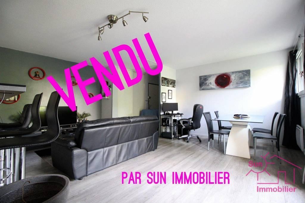 APPARTEMENT DE TYPE 2 49 m² - Croix Daurade