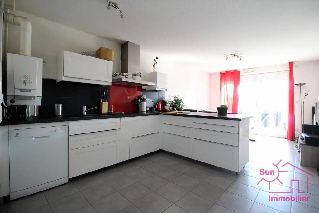 A VENDRE APPARTEMENT RECENT DE TYPE 2 A LAUNAGUET (31140)