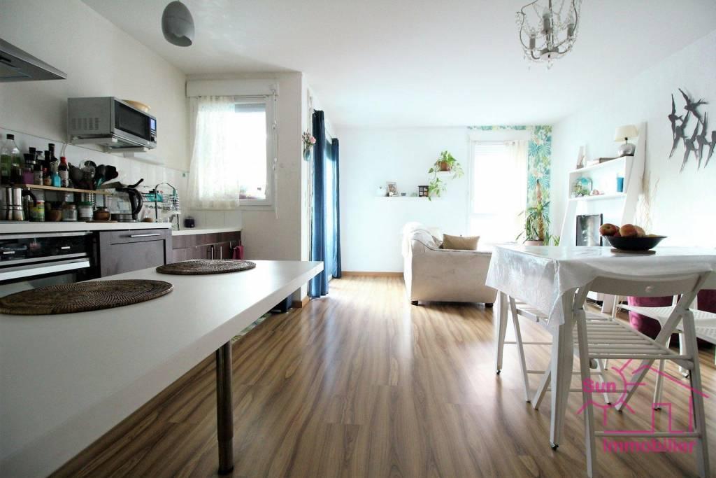 Sale Apartment Launaguet