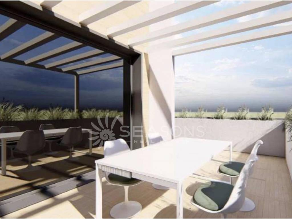 Jesolo Piazza Aurora new 2 bedroom apartment with swimming poo