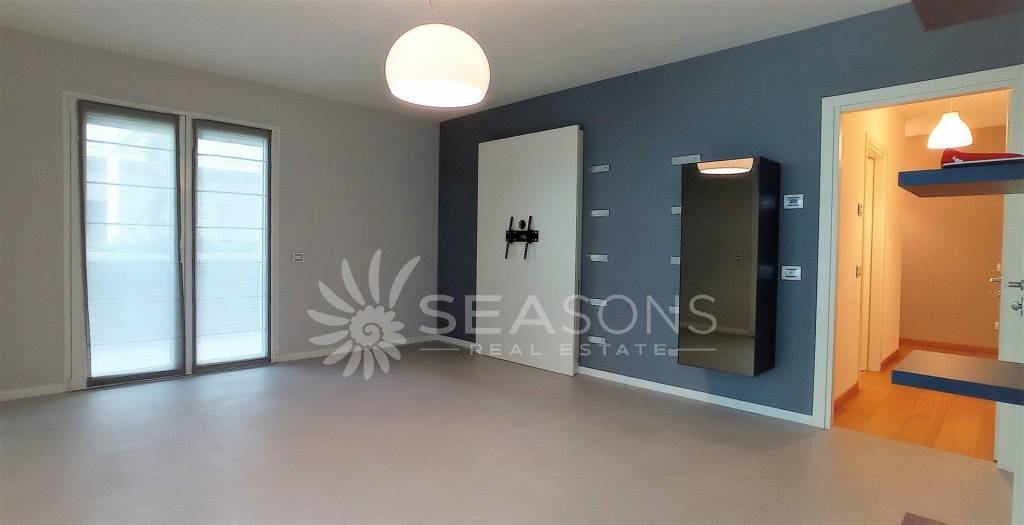 Four-room apartment in Mestre, via Forte Marghera