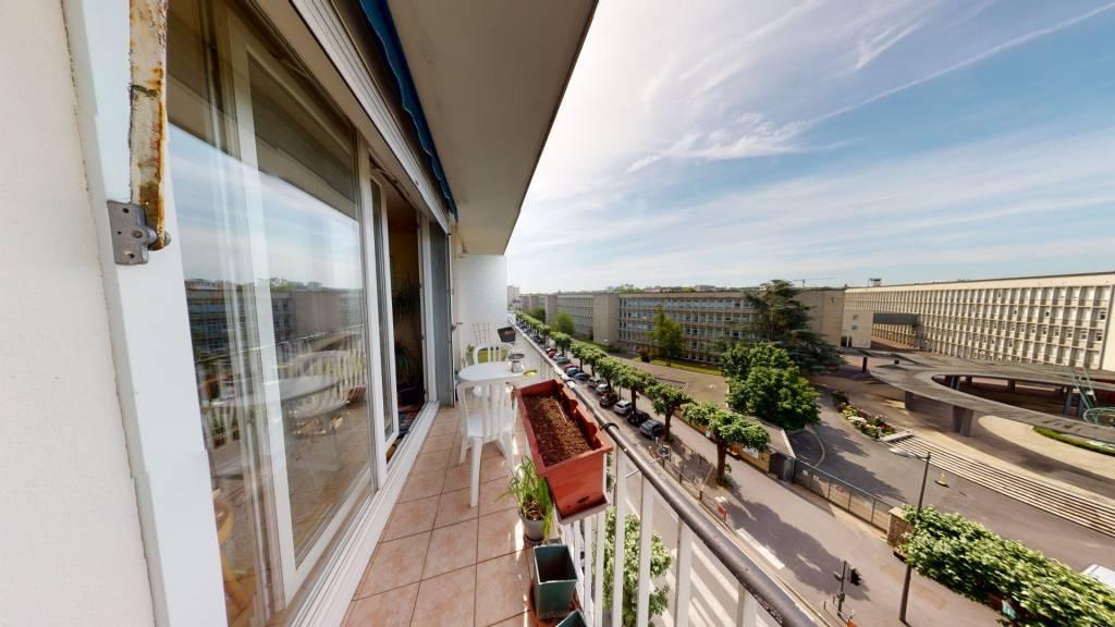 Appartement T3 60,39 m2 Balcon et parking . CLEMENCEAU - ST MARCEAUX