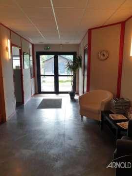 Hallway Wooden floor Tile