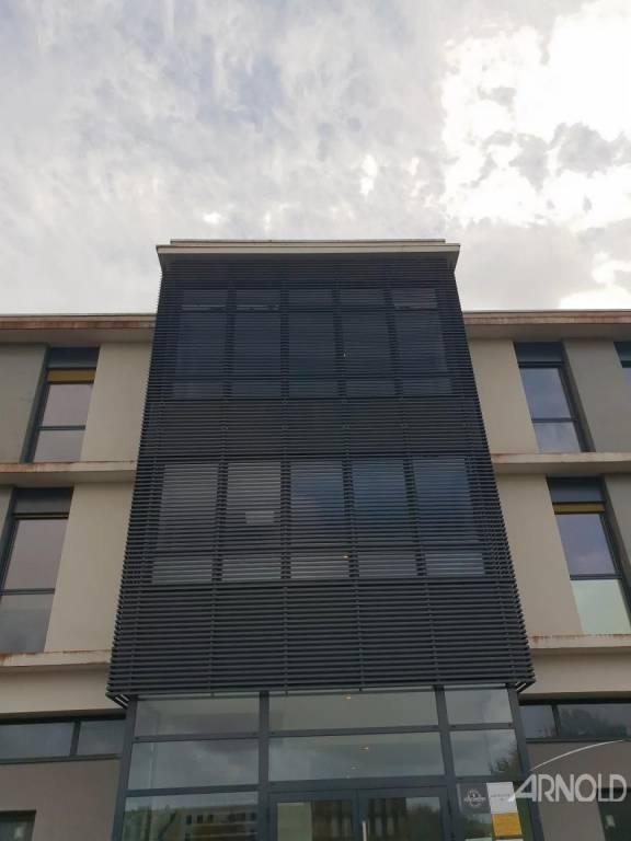 Plateau de bureaux à la porte de Vannes