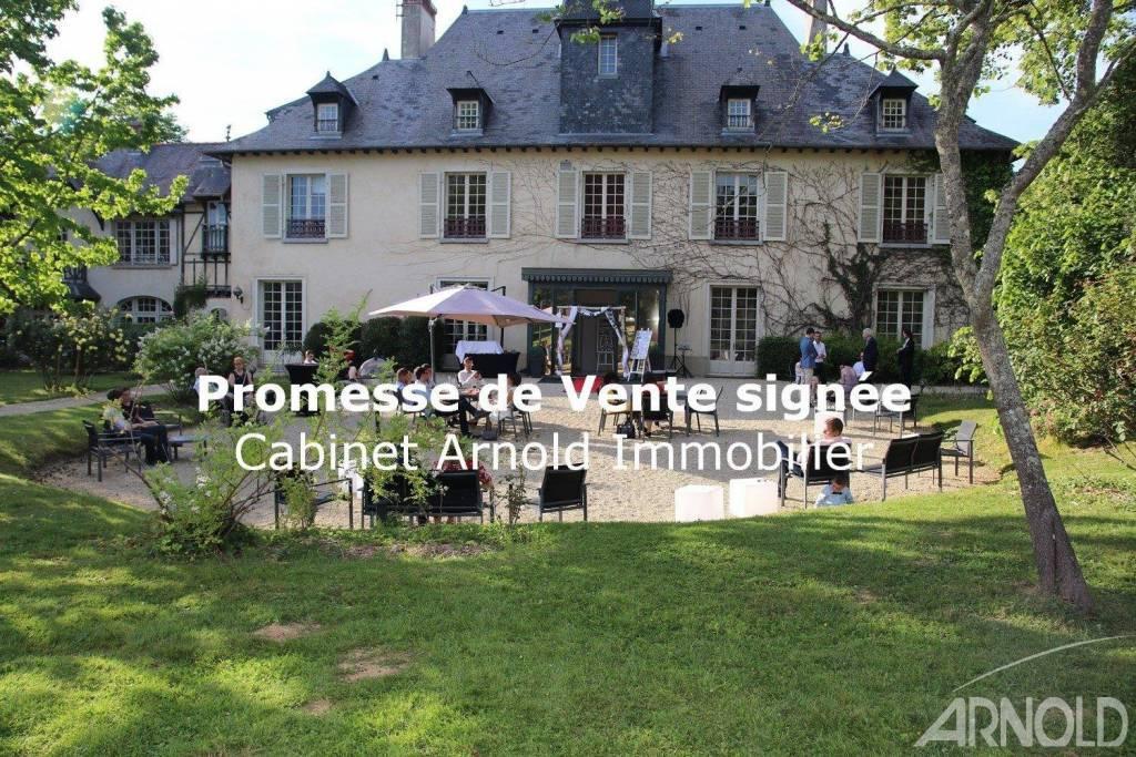 SOUS COMPROMIS à CESSON-SEVIGNE Manoir et Hôtel murs et fonds