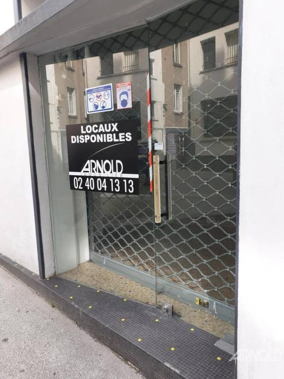 出租 店 Nantes Centre ville
