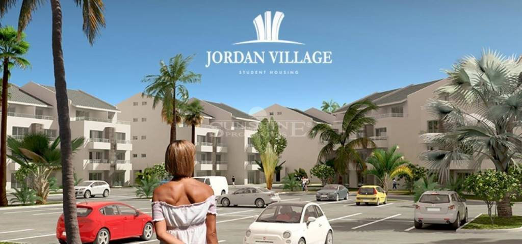 Jordan Village 2 Top floor with a view!