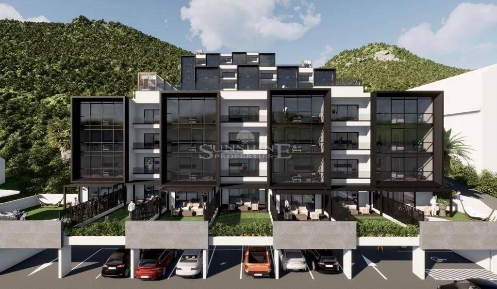 The hills commercial development