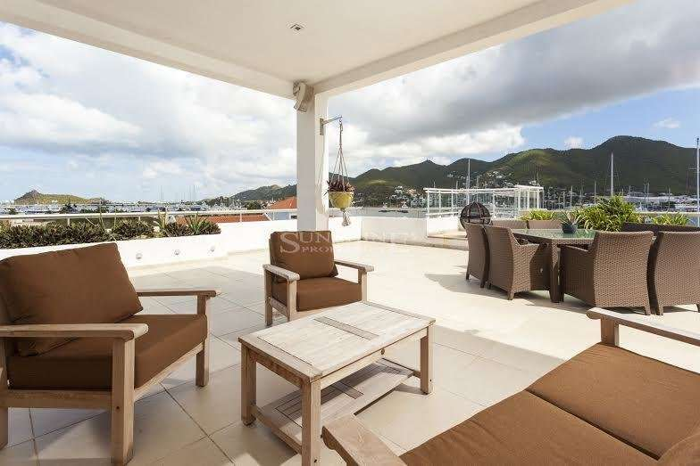 Exclusive community in the heart of Simpson bay