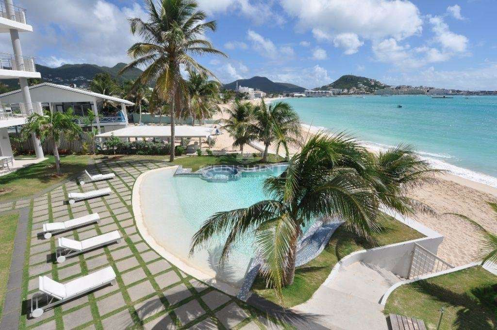 Seasonal rental Apartment Sint Maarten