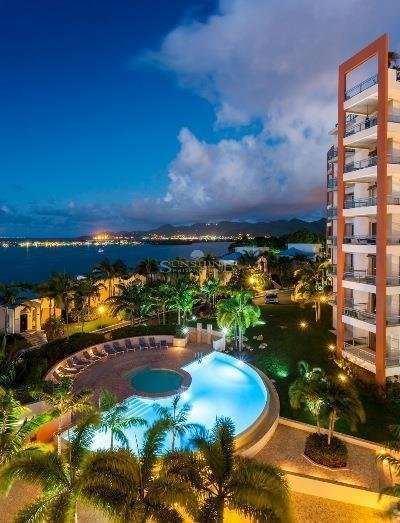 Aqua Marina Professional decor and exceptional amenities!