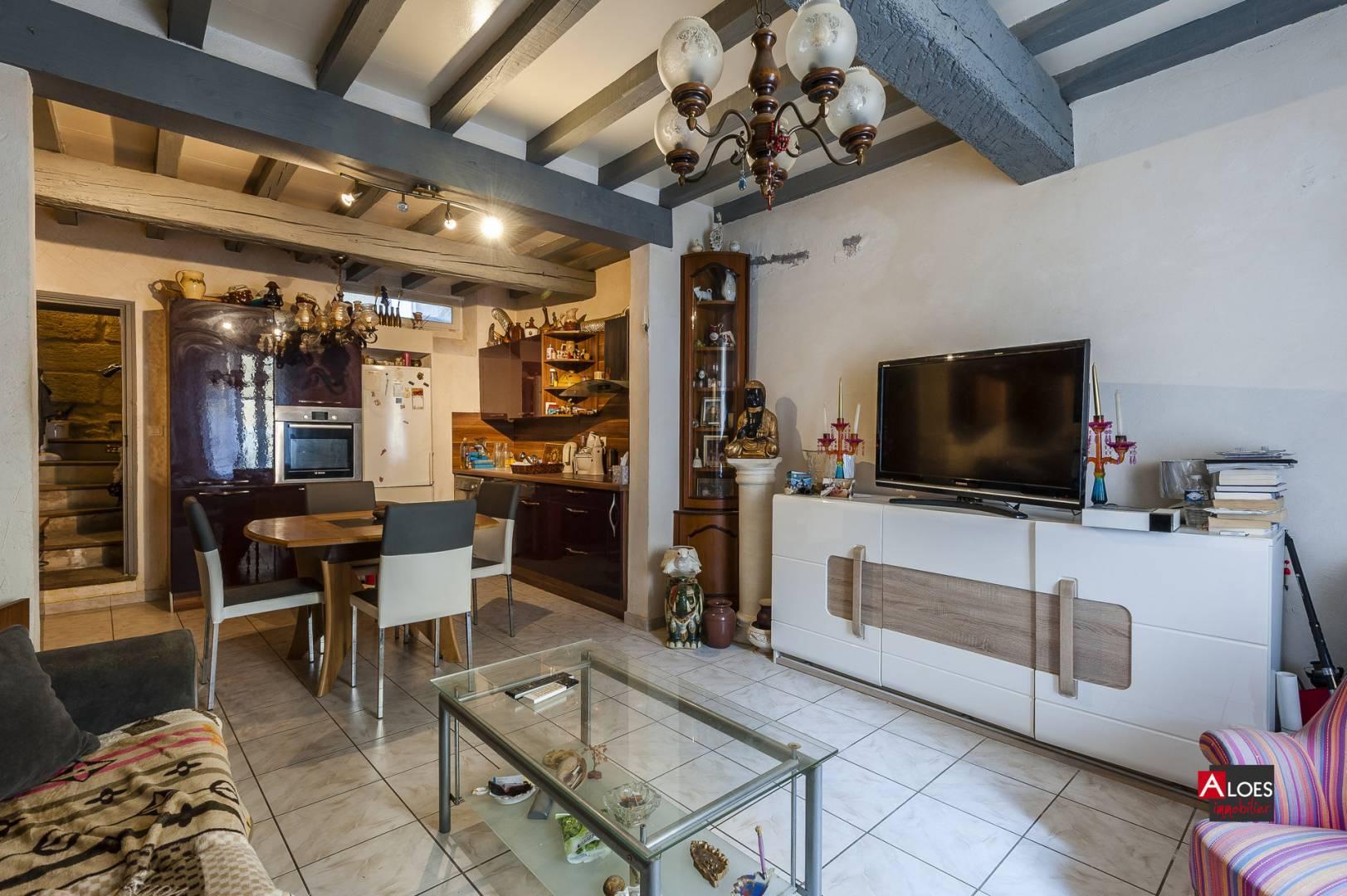 Living-room Tile Chandelier