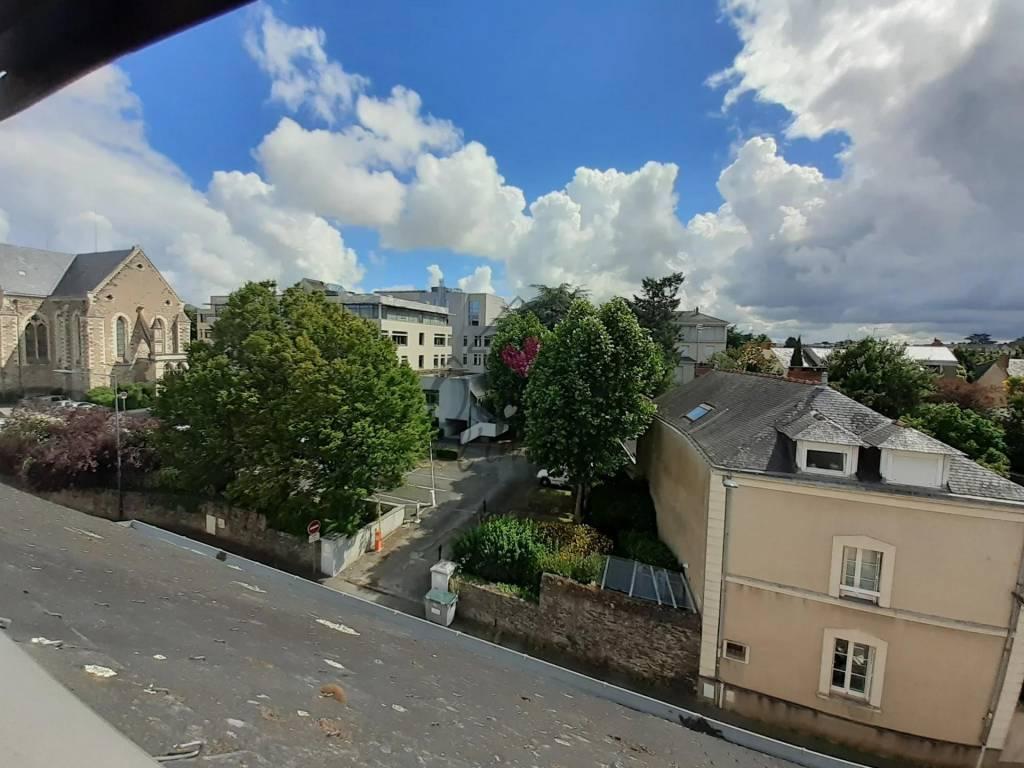 Ensemble d'appartments à Angers centre ville