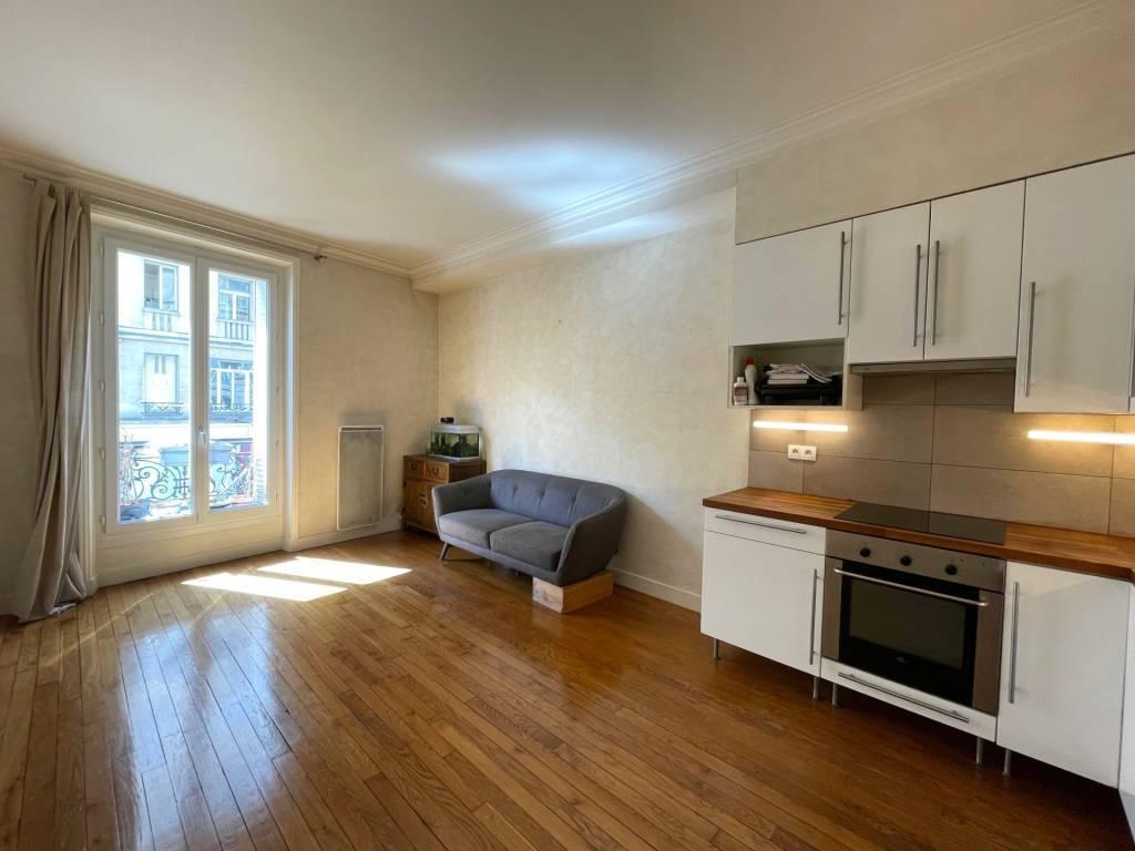 Vente appartement 3 pièces VOLTAIRE