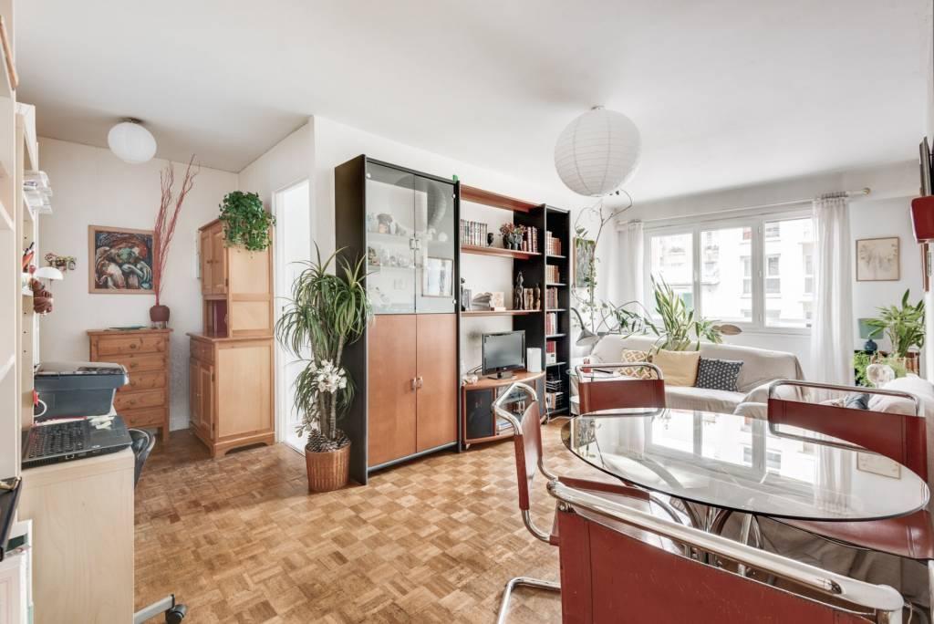 Vente appartement Paris 20e, Gambetta