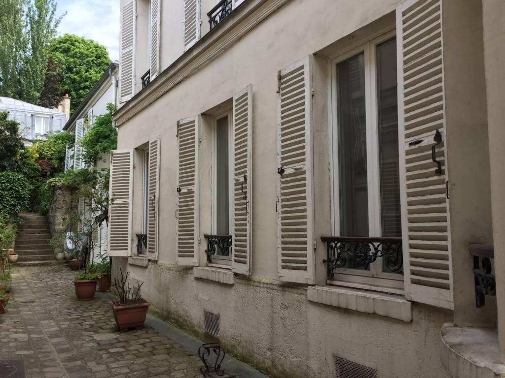 Vente appartement 2 pièces Télégraphe/Pelleport/Place des fêtes