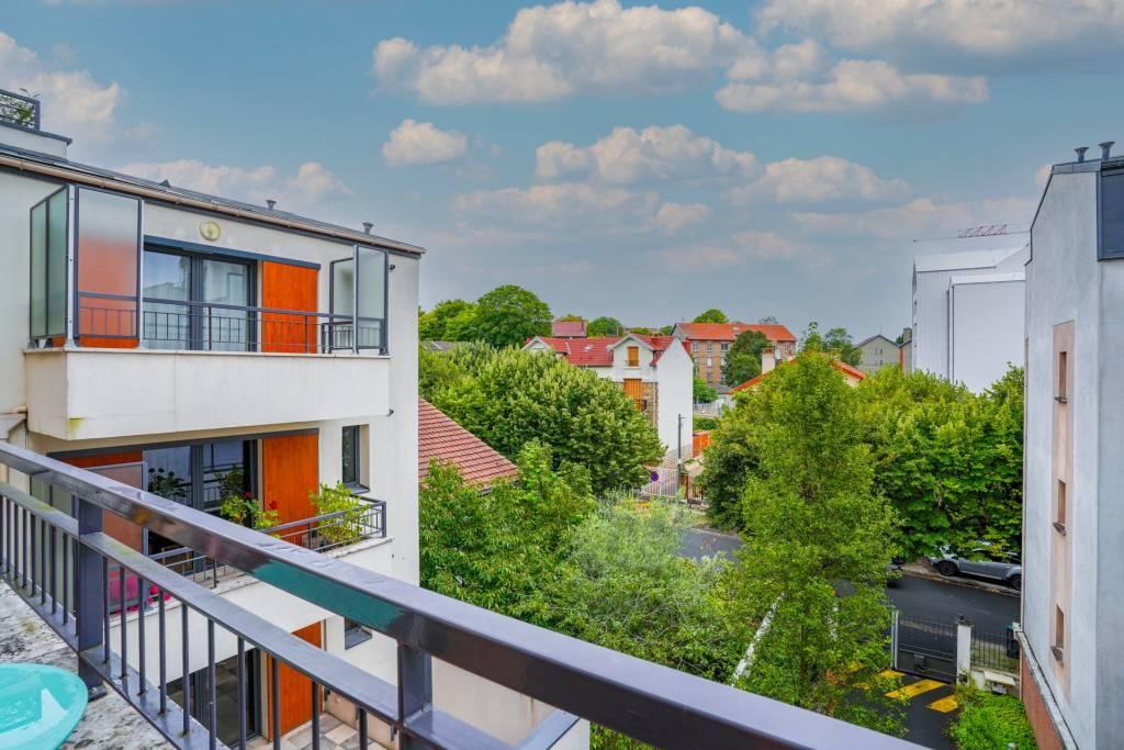 Appartement 2P - Dernier Etage - Nogent-sur-Marne