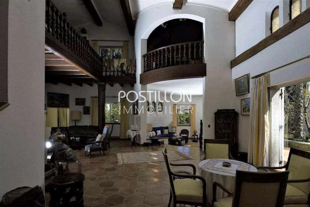 Cannes Montfleury Villa proche centre