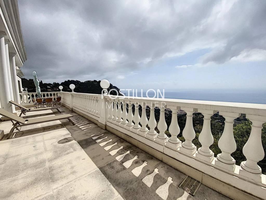 magnifique Villa plein nature vue mer Proche Monaco