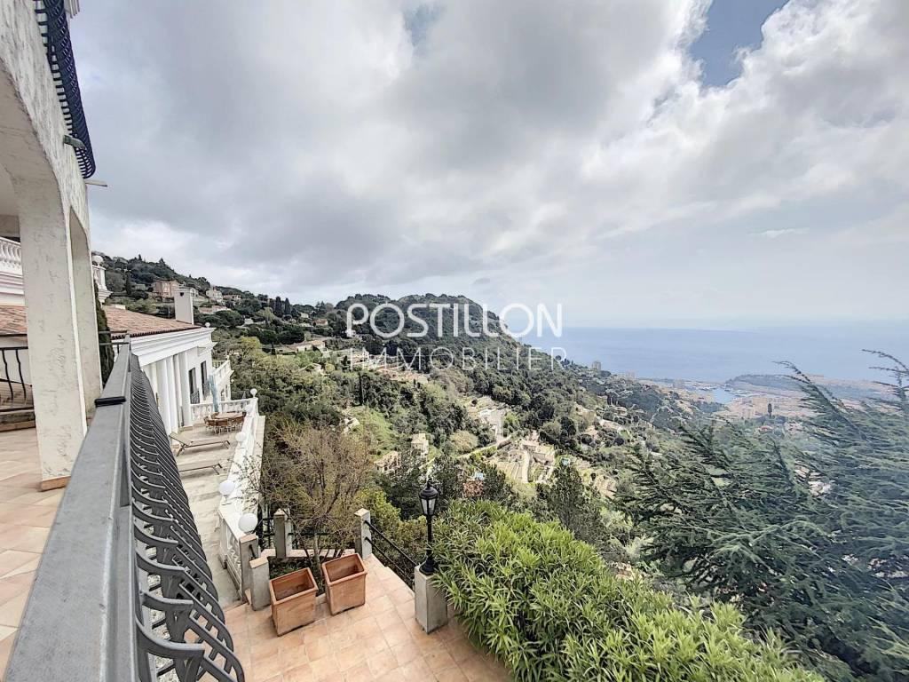 Maison Provençale proche Monaco vue mer