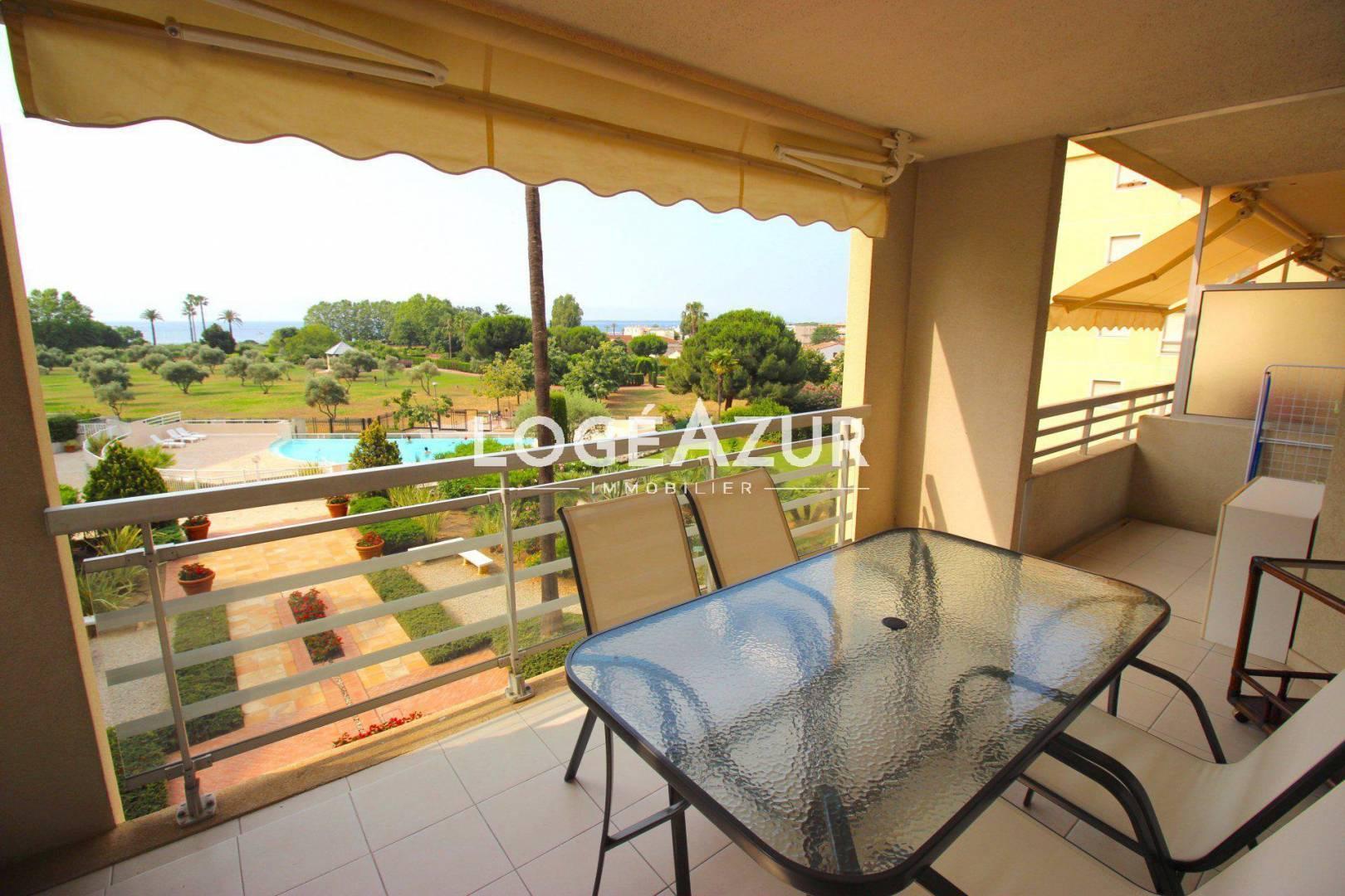Seasonal rental Apartment Juan-les-Pins