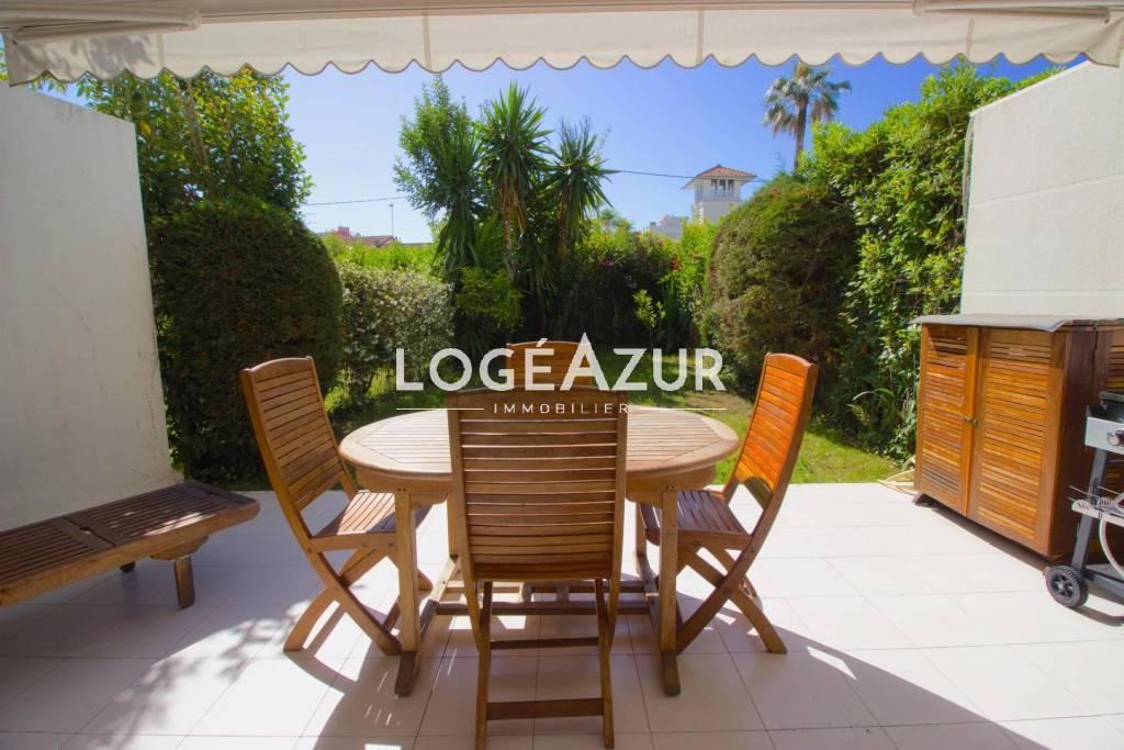 Seasonal rental Apartment Golfe-Juan
