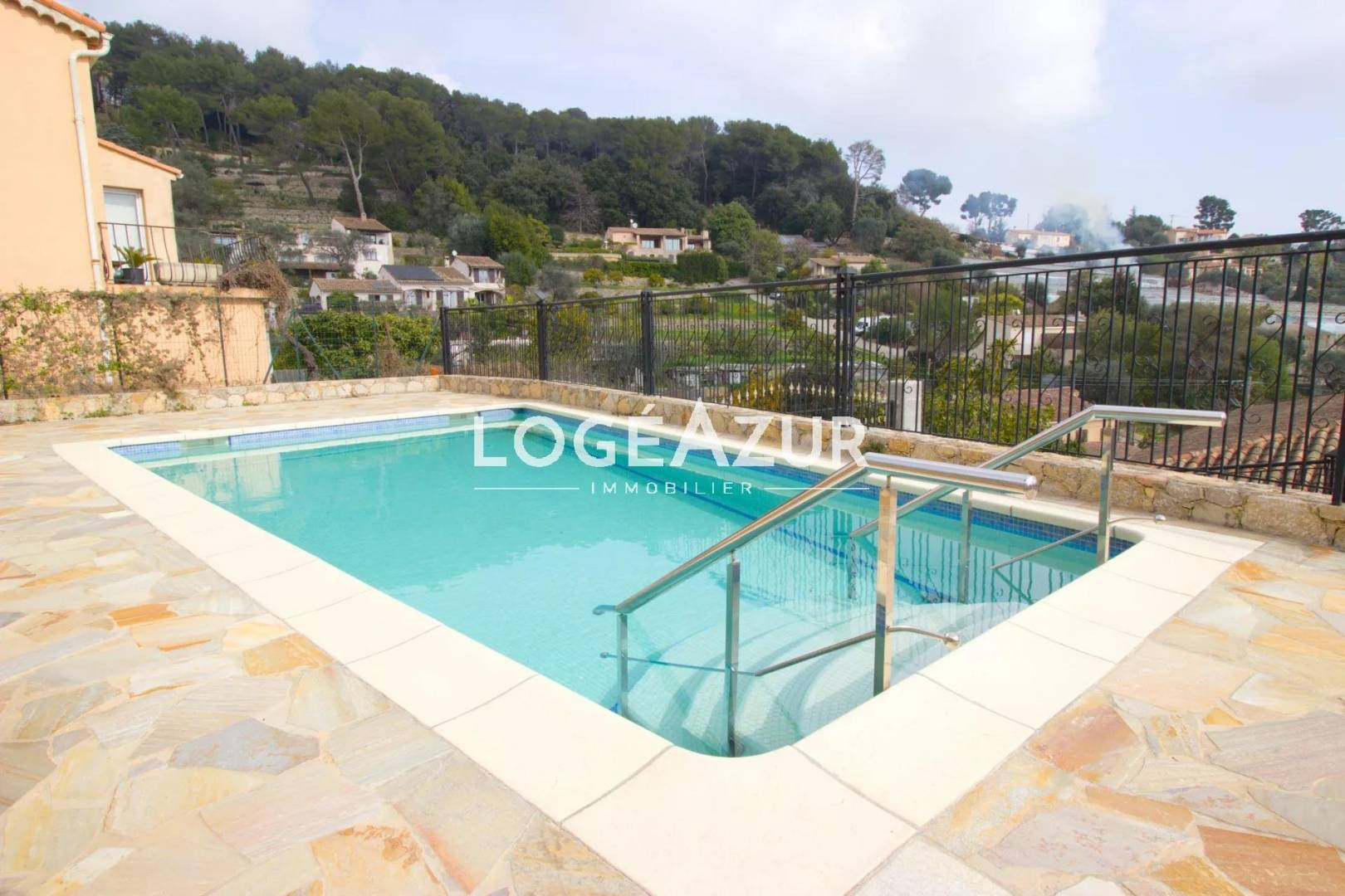 Rental Apartment Vallauris