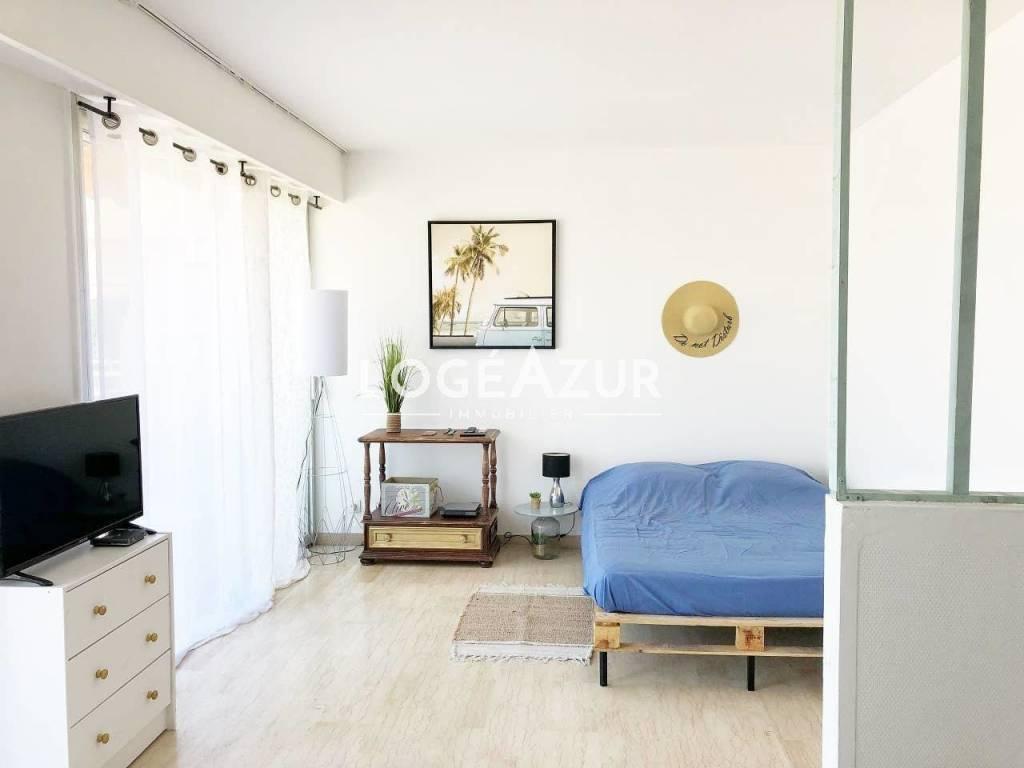 HOLIDAY RENTAL - STUDIO - CAGNES SUR MER