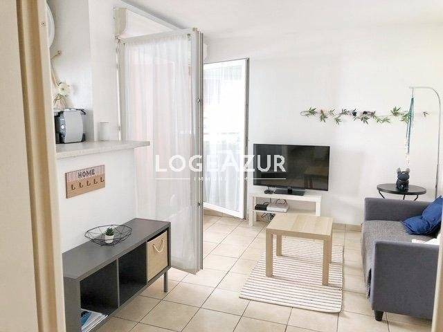 LOCATION MEUBLEE - 1 chambre - ANTIBES