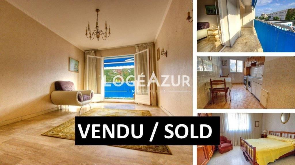 Sale Apartment Antibes Val-Claret