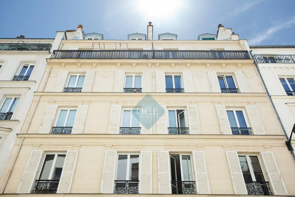 Appartement 3 pièces en étage élevé