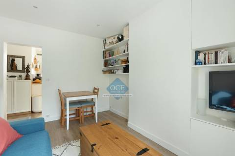 Vente Studio Paris 17ème