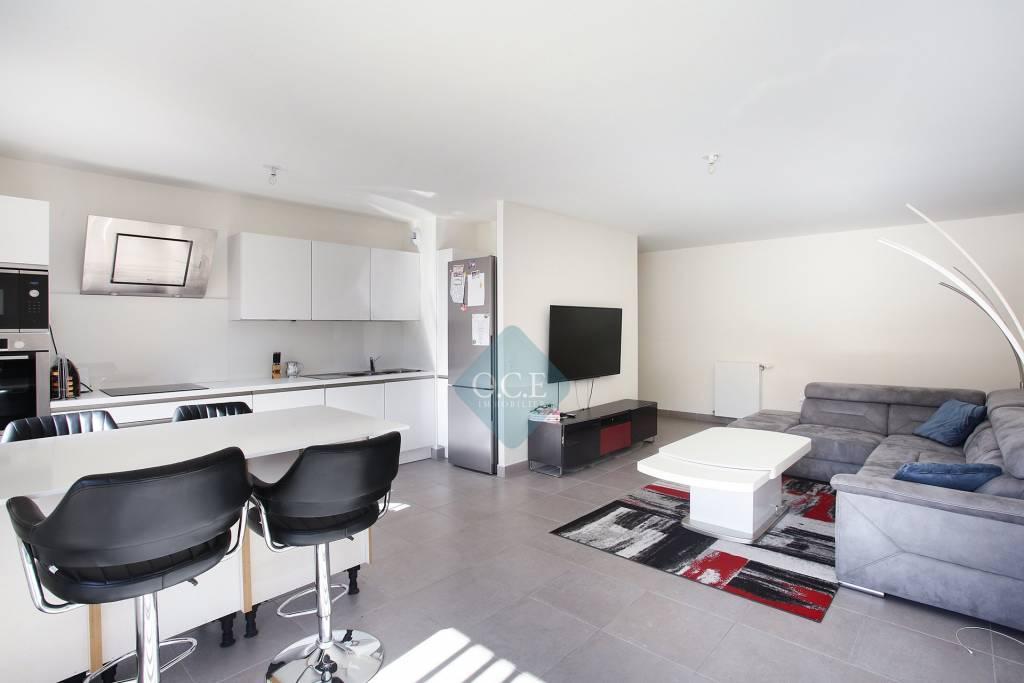 Appartement neuf type loft, avec terrasse de 20m² exposé plein SUD
