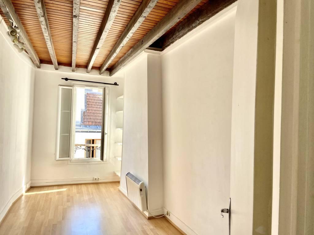 Beau studio 22 m2  -  Quartier Mouffetard