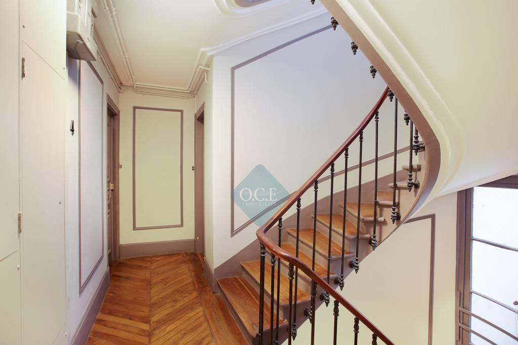 Escalier Parquet