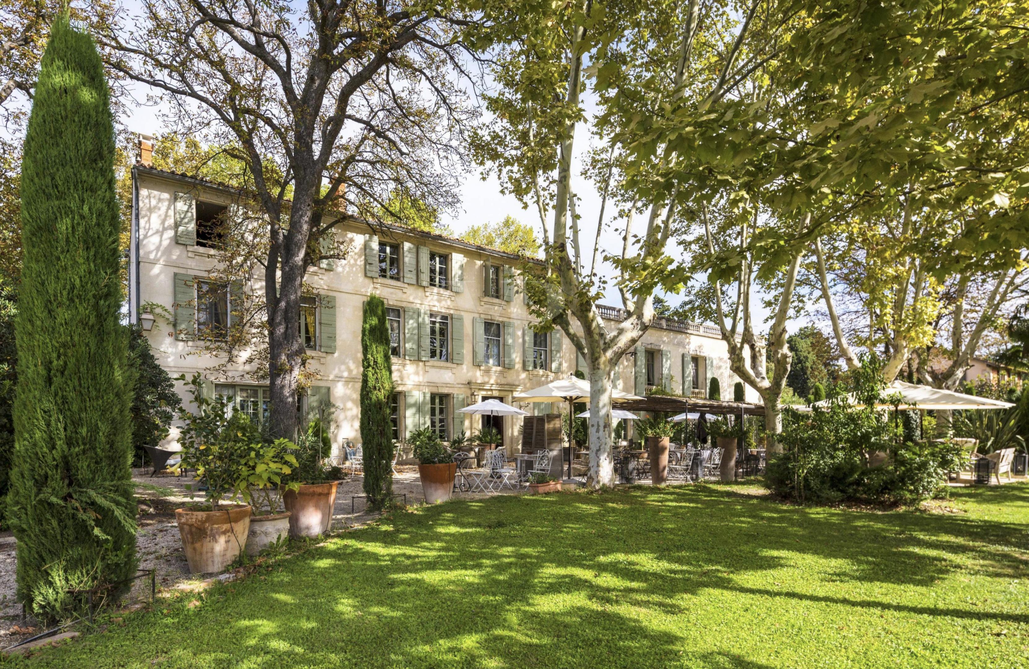 Mas Provençal à vendre en Provence dans les Apilles