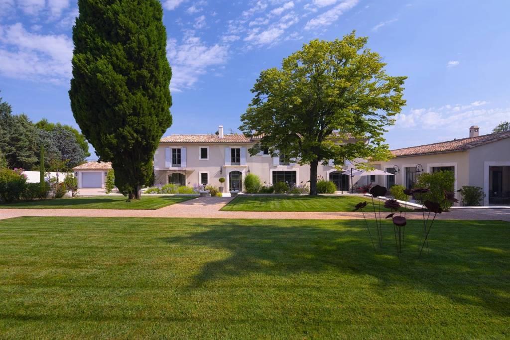 Superbe propriété de village à Saint Rémy de Provence