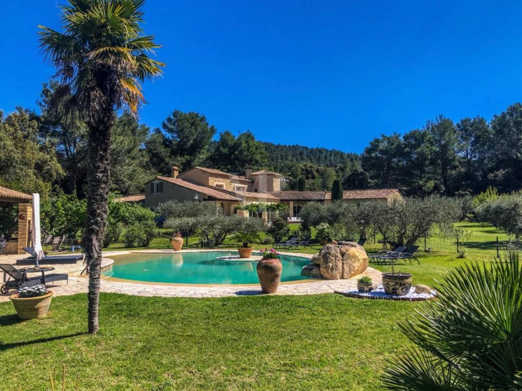 Très belle propriété en campagne les Baux de Provence vendu par Von Peerc immobilier