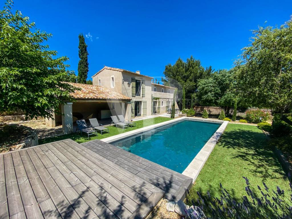 maison Maussane vendue par Von peerc Immobilier